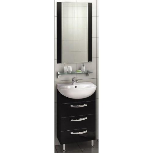 Мебель для ванной Акватон Ария 50 Н напольная черная