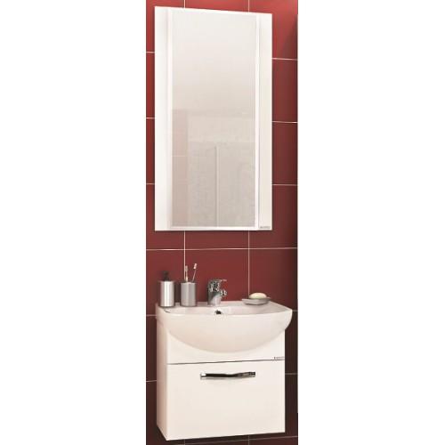 Мебель для ванной Акватон Ария 50 подвесная белая