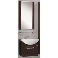 Мебель для ванной Акватон Ария 50 подвесная темно-коричневая