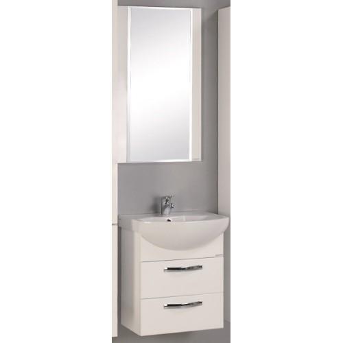 Мебель для ванной Акватон Ария 65 М подвесная белая