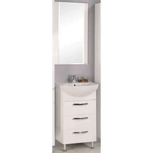 Мебель для ванной Акватон Ария 65 Н напольная белая
