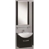 Мебель для ванной Акватон Ария 65 подвесная черная