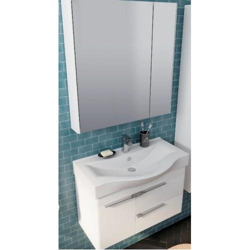 Мебель для ванной Акватон Беверли 80 подвесная