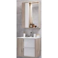 Мебель для ванной Акватон Бостон 60 подвесная