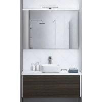 Мебель для ванной Акватон Брук 100 подвесная дуб феррара