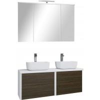 Мебель для ванной Акватон Брук 120 подвесная дуб феррара
