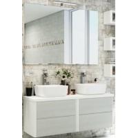 Мебель для ванной Акватон Брук 120 подвесная дуб латте