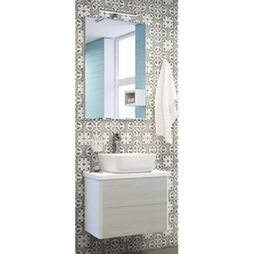 Мебель для ванной Акватон Брук 60 подвесная дуб латте