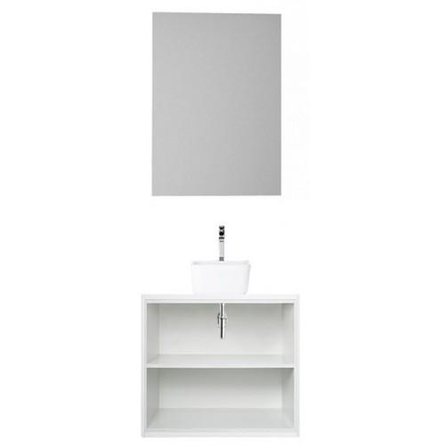 Мебель для ванной Акватон Брук 60 подвесная открытая дуб латте