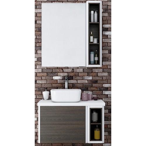 Мебель для ванной Акватон Брук 80 подвесная дуб феррара