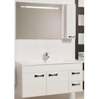 Мебель для ванной Акватон Диор 120 подвесная правая
