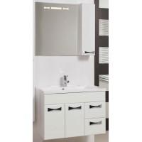 Мебель для ванной Акватон Диор 80 подвесная правая
