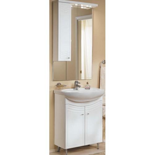 Мебель для ванной Акватон Домус 65 напольная левая