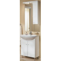 Мебель для ванной Акватон Домус 65 напольная правая