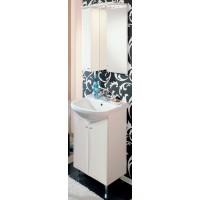 Мебель для ванной Акватон Джимми 57 У напольная левая