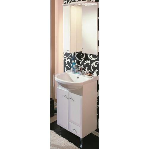 Мебель для ванной Акватон Джимми 57 напольная левая