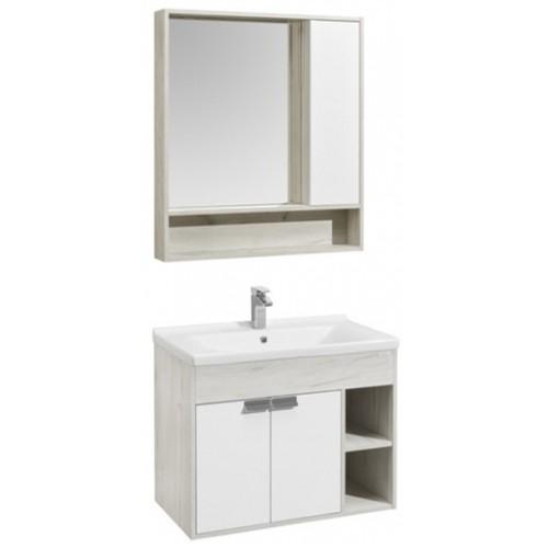 Мебель для ванной Акватон Флай 80 подвесная