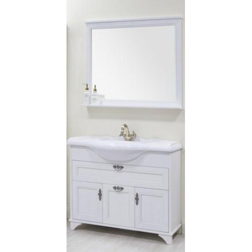 Мебель для ванной Акватон Идель 85 напольная дуб белый