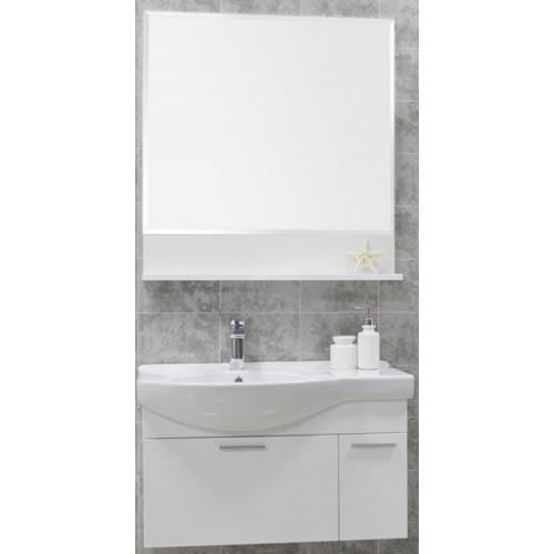 Мебель для ванной Акватон Инди 80 подвесная