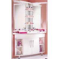 Мебель для ванной Акватон Лас-Вегас 100 напольная правая