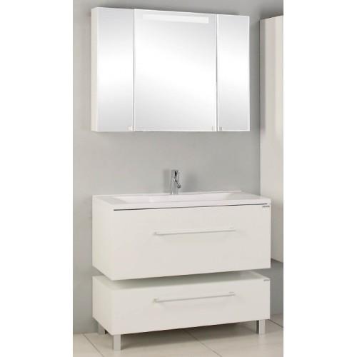 Мебель для ванной Акватон Мадрид 100 М подвесная с 1 ящиком