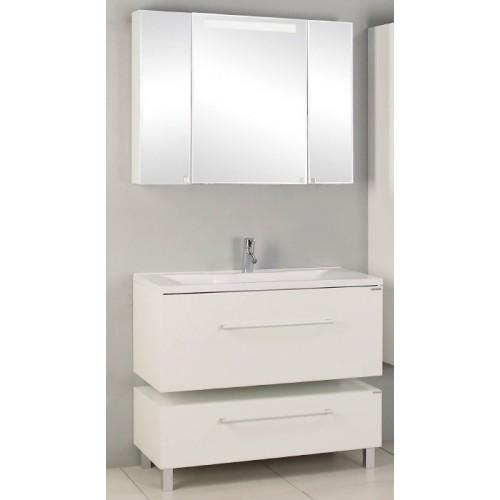 Мебель для ванной Акватон Мадрид 120 М подвесная с 1 ящиком