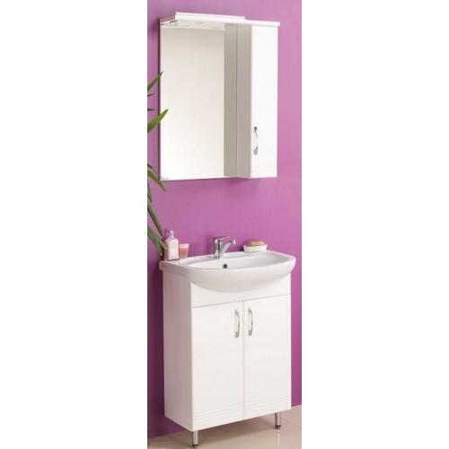 Мебель для ванной Акватон Онда 60 напольная левая