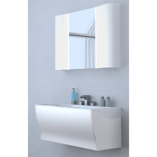 Мебель для ванной Акватон Ондина 100 подвесная