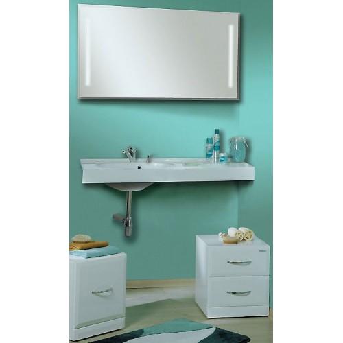 Мебель для ванной Акватон Отель 100 подвесная левая