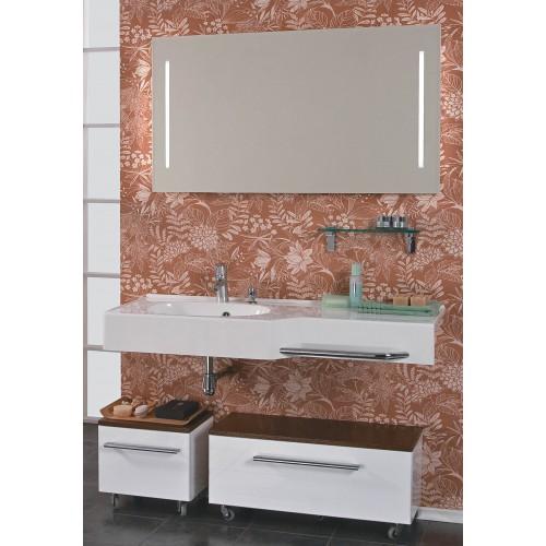 Мебель для ванной Акватон Отель 127 подвесная левая