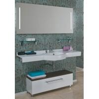 Мебель для ванной Акватон Отель 150 подвесная