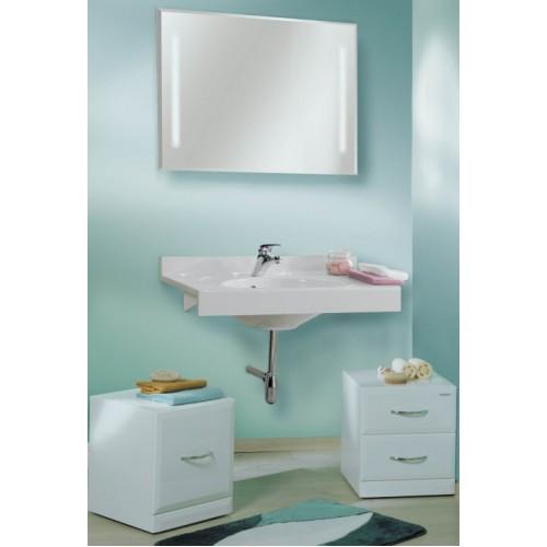 Мебель для ванной Акватон Отель 80 подвесная