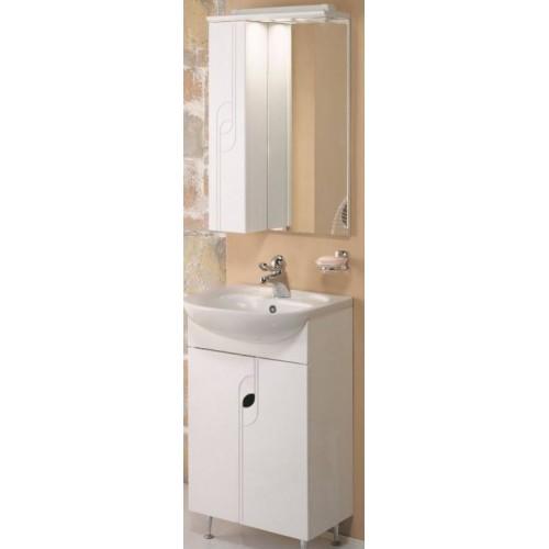 Мебель для ванной Акватон Панда 50 напольная левая