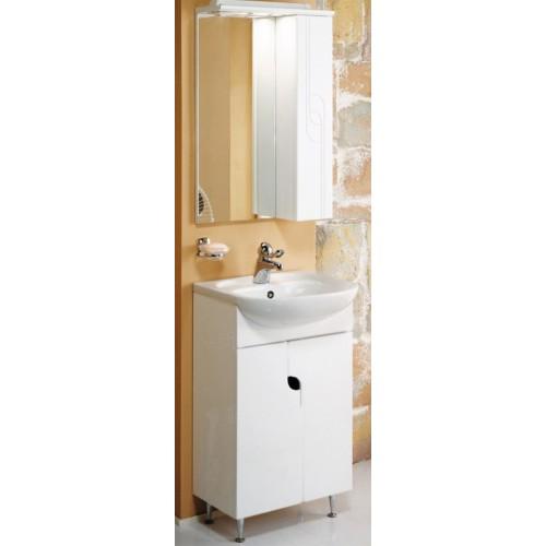 Мебель для ванной Акватон Панда 50 напольная правая