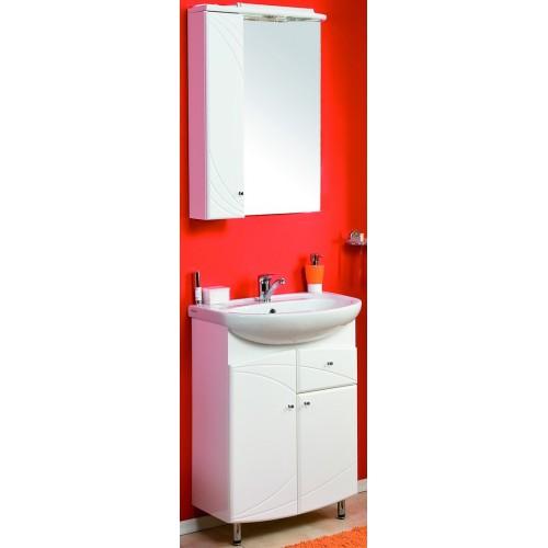 Мебель для ванной Акватон Пинта 60 напольная левая