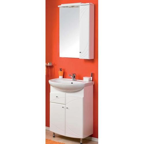 Мебель для ванной Акватон Пинта 60 напольная правая