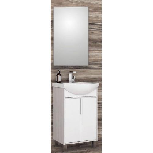 Мебель для ванной Акватон Рико 50 напольная с зеркалом
