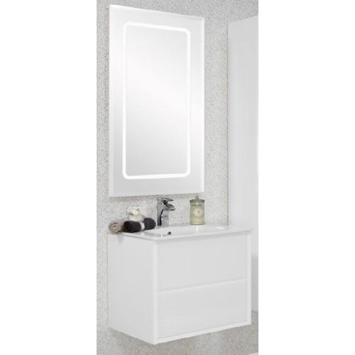 Мебель для ванной Акватон Римини 61 подвесная белая