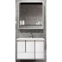Мебель для ванной Акватон Ривьера 80 подвесная