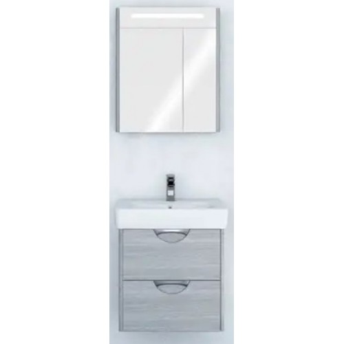 Мебель для ванной Акватон Сильва 60 подвесная дуб фьорд