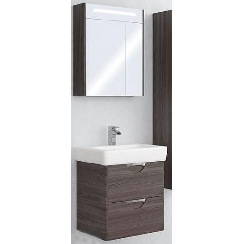 Мебель для ванной Акватон Сильва 60 подвесная дуб макиато