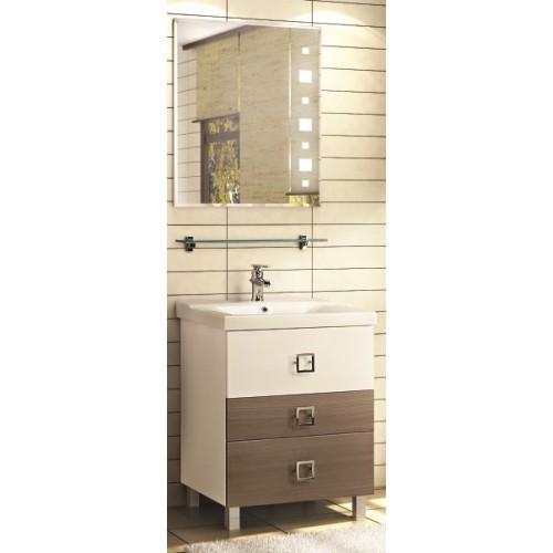 Мебель для ванной Акватон Стамбул 65 напольная лиственница