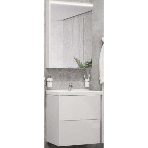 Мебель для ванной Акватон Стоун 60 подвесная белая