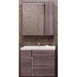 Мебель для ванной Акватон Стоун 80 подвесная грецкий орех