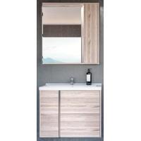 Мебель для ванной Акватон Стоун 80 подвесная сосна арлингтон