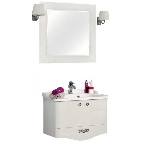 Мебель для ванной Акватон Венеция 75 подвесная