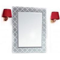 Зеркало Акватон Венеция 74х84 1A1511L0VN010 с подсветкой