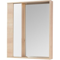 Зеркало-шкаф Акватон Бостон 60x85 1A240202BN010 с подсветкой