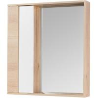 Зеркало-шкаф Акватон Бостон 75x85 1A240302BN010 с подсветкой