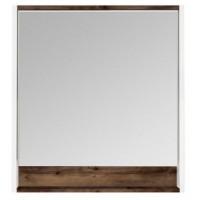 Зеркало-шкаф Акватон Капри 60х85 1A230302KPDB0 с подсветкой